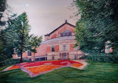 オペラハウス横の花壇.JPG
